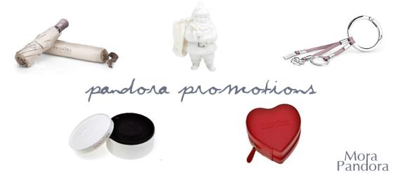 Pandora Promotions