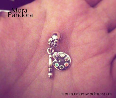 pandora artist's palette