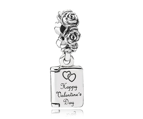 Feature: Top Ten Valentine's Day Pandora Charms