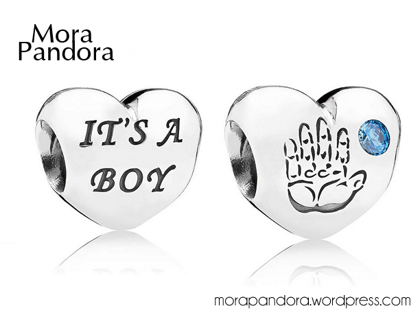 Pandora are releasing a couple of new charms in the family pendant