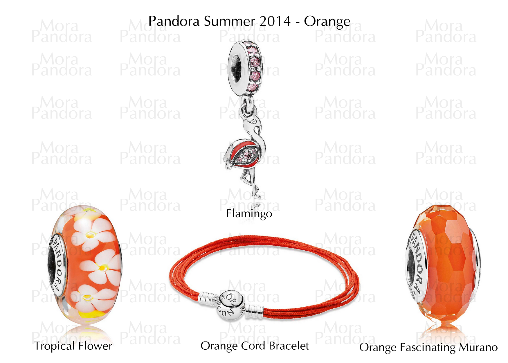 Preview: Complete Pandora Summer 2014 Collection with HQ ...