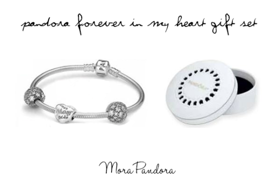 pandora mother's day 2014 gift set forever in my heart