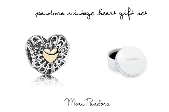 pandora mother's day 2014 gift set vintage