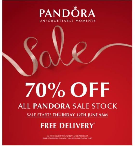 ... Alert: Upcoming Pandora Summer Sale for the UK! | Mora Pandora