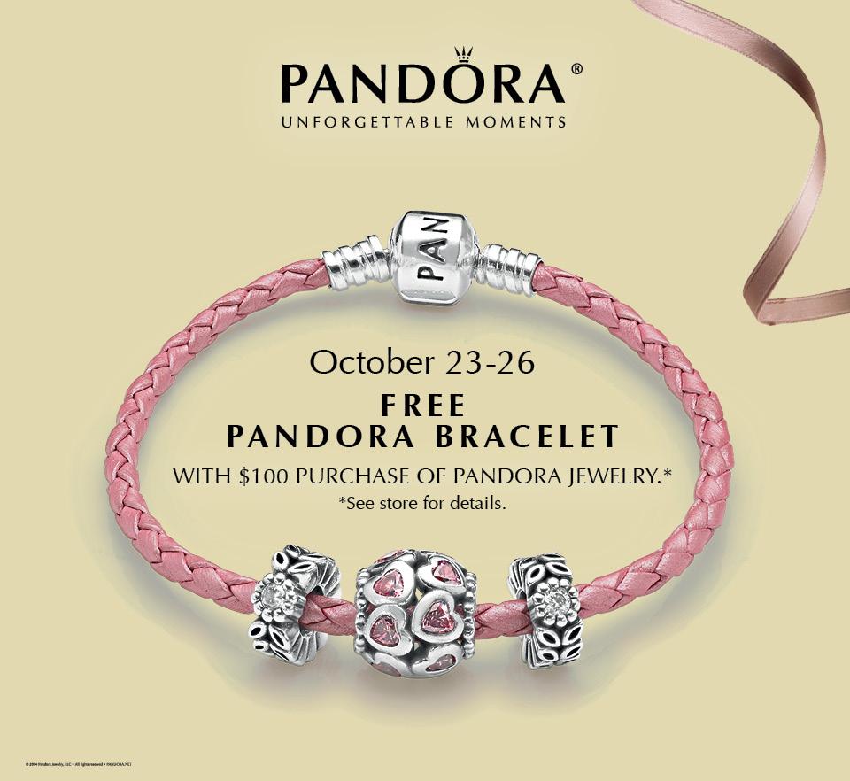 Pandora Jewelry Cost: Pandora Charm Bracelet Cost
