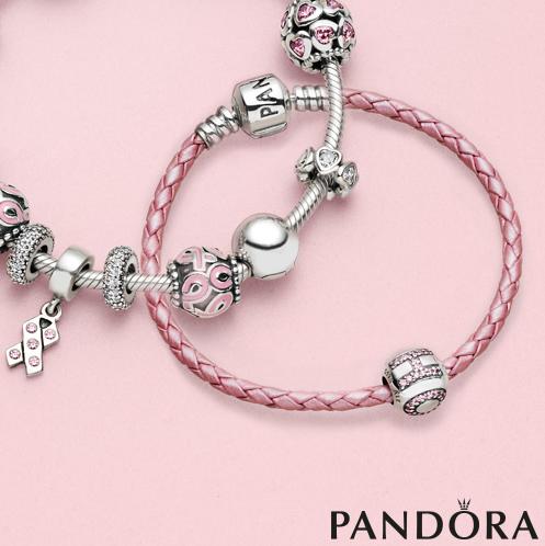 49d5c6df1 ... cheap pandora breast cancer bracelet pink leather 17a43 798b4