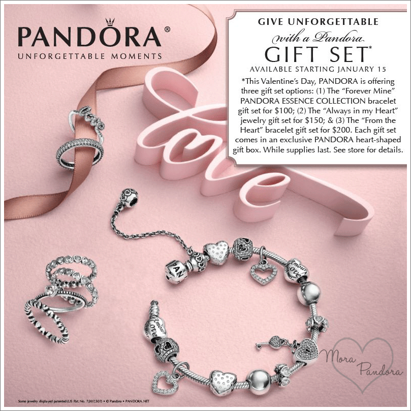 Pandora Jewelry Coupons Printable: Promotions For 2015