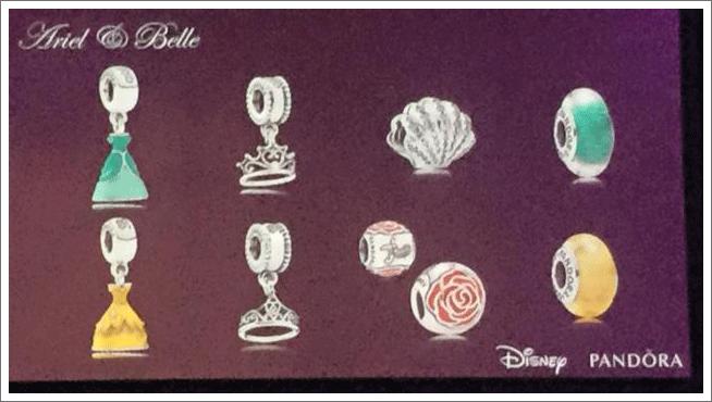 Sneak Peek Pandora Disney Spring 2015 Collection Mora
