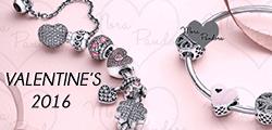 Pandora Valentine's 2016 button