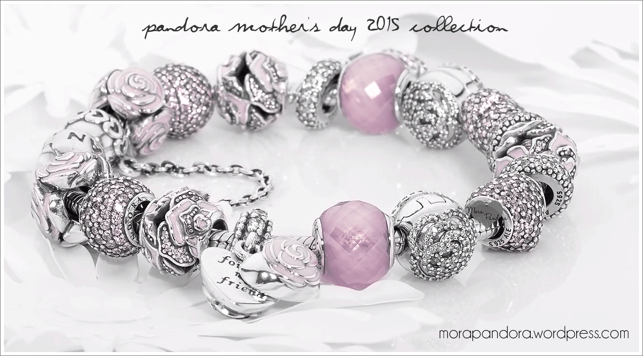 Preview Pandora Mother S Day 2015 Jewellery And Campaign