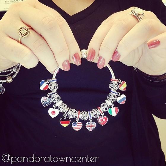 Pandora Summer 2015 Collection Amp Club Charm 2015 Debut
