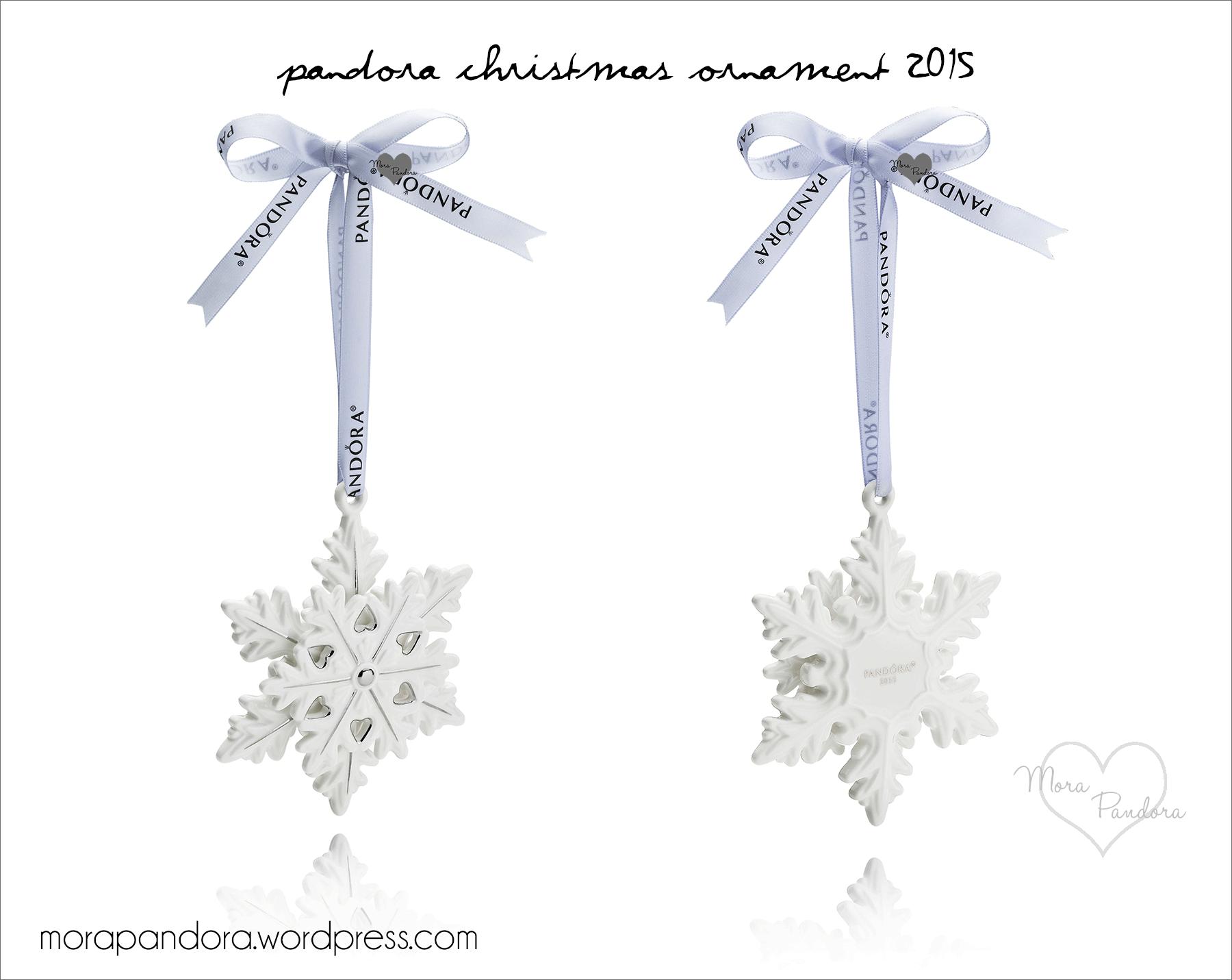 Christmas Ornament   PANDORA eSTORE   Pandora- Christmas Ornaments ...
